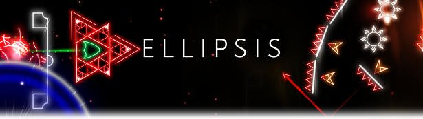 ellipsis retro bullet hell games full of action launches on steam