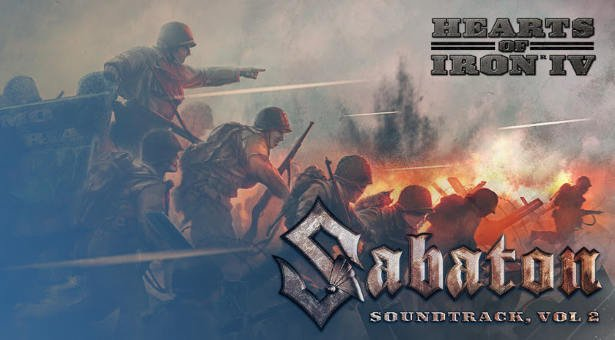 hearts of iron iv gets passionate heavy metal support from sabaton linux mac pc