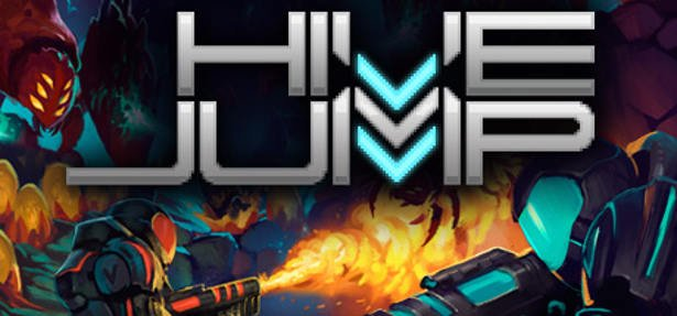 Hive Jump co-op action platformer launches next week