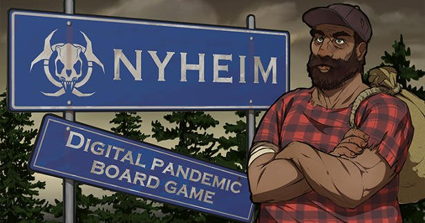Nyheim tabletop card strategy officially launches on Steam