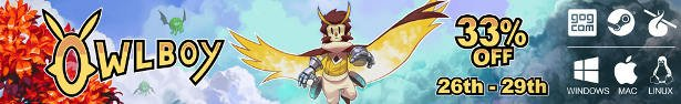 Owlboy launches the release of a native port with a nice discount