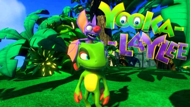 yooka-laylee gets a new trailer showing off extra arcade games linux mac pc