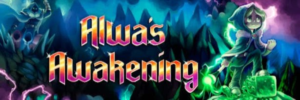 alwa's awakening adventure platformer available on steam for linux mac pc