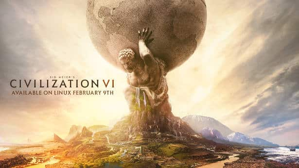 spring update for civilization vi hits steam in linux gaming news