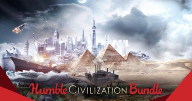 Humble Civilization Bundle launches cross-platform