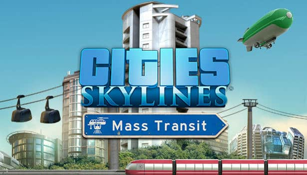 cities: skylines mass transit launches for linux, mac pc in gaming news
