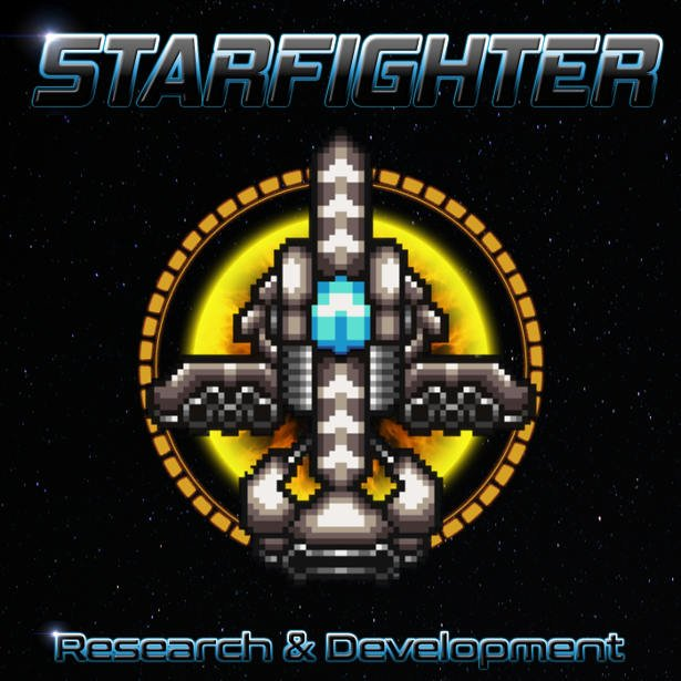 StarFighter Research and Development HD now on Greenlight