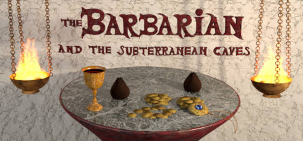 the barbarian and the subterranean caves 18+ rating visual novel releases on linux
