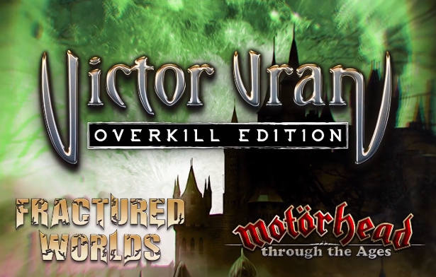 victor vran overkill edition action RPG announced for linux mac pc