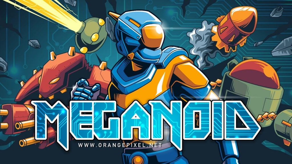 meganoid a challenging platformer gets official release date linux mac pc