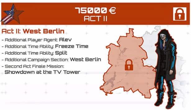 all walls must fall west berlin stretch goal