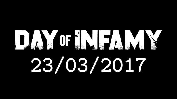 Day of Infamy official release date announced by New World Interactive