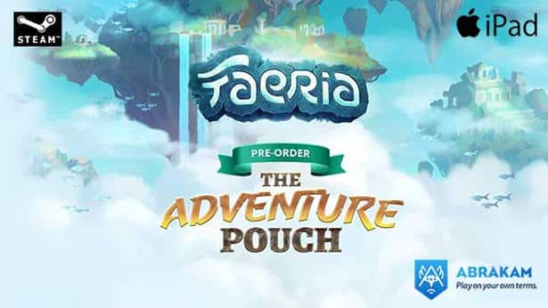 faeria new expansion adventure pouch: oversky linux mac windows games