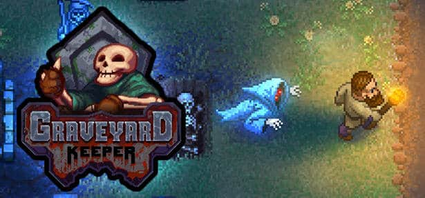 graveyard keeper will be launching next week on linux and windows