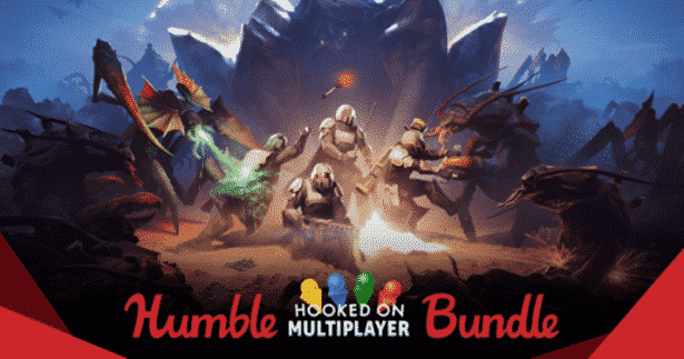 humble hooked on multiplayer bundle launches in linux gaming news