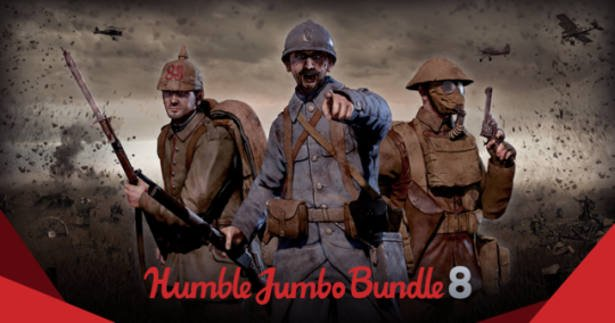 humble jumbo bundle 8 launches new hand-picked games linux mac pc