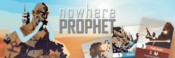 Nowhere Prophet roguelike deck-building now on Greenlight