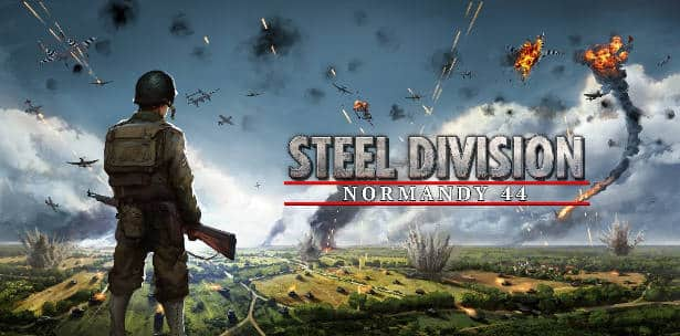 Steel Division: Normandy 44 first video released