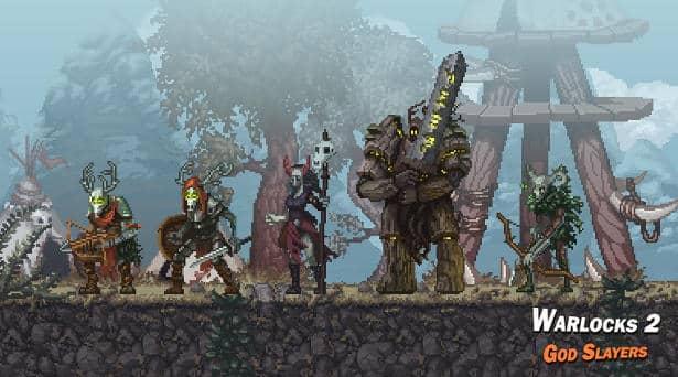 warlocks 2: god slayers hack n slash releases on greenlight linux gaming news