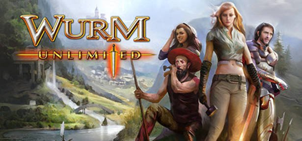 wurm unlimited online sandbox mmo just released the 1.3 update on steam linux pc