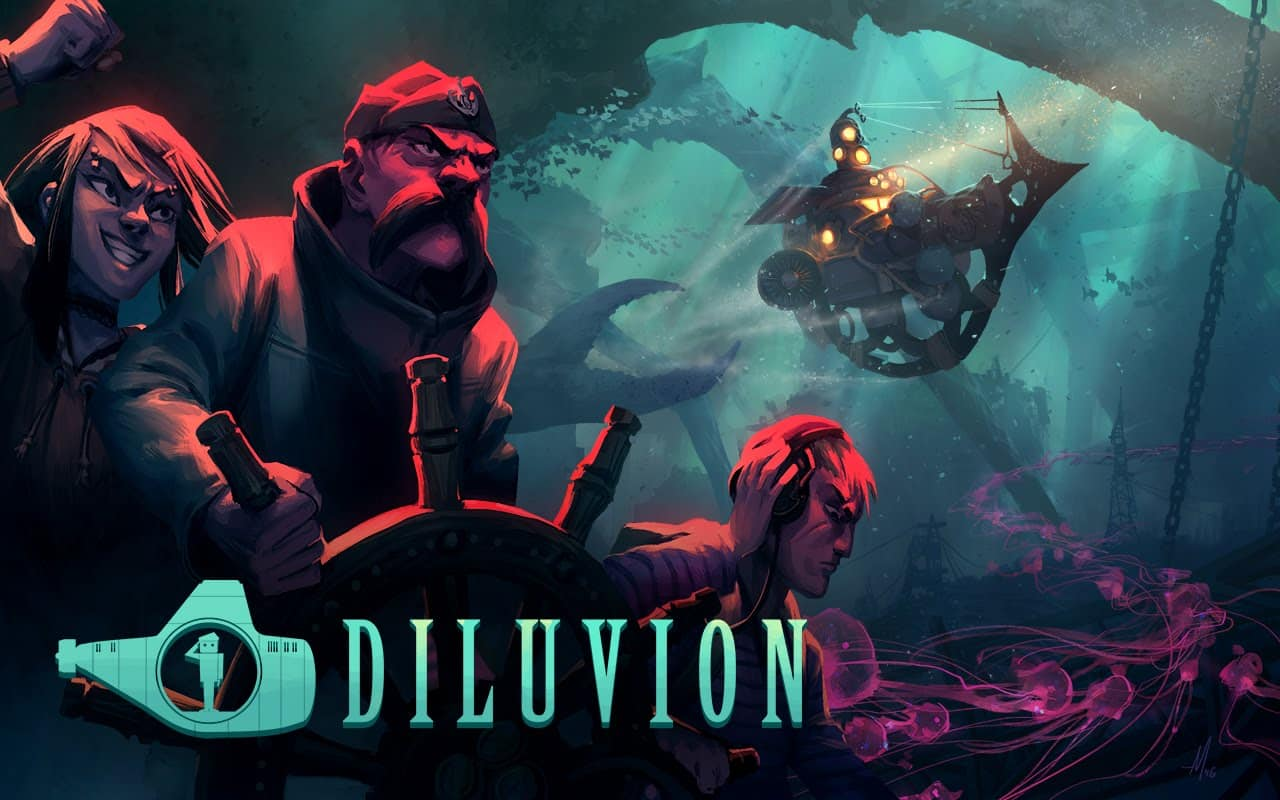 Diluvion launches a Linux Beta on Steam