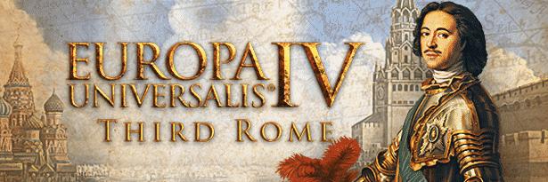Europa Universalis IV: Third Rome announced