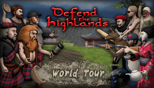highlands world tour debuts on early access in linux gaming news