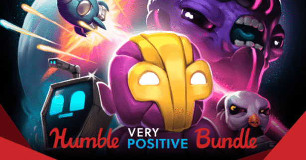 Humble Very Positive Bundle releases now