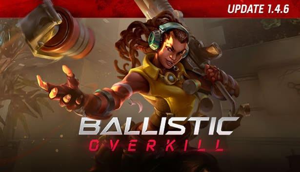 ballistic overkill new skins and a big discount on linux mac windows
