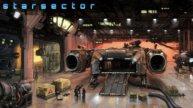 starsector sci-fi warfare releases new update for linux mac windows games