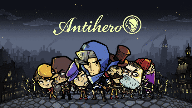 antihero turn-based strategy releases and works on linux in mac windows games
