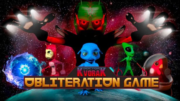 doctor kvorak's obliteration game in linux mac windows games