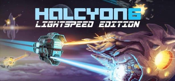 Halcyon 6: Lightspeed Edition announcement