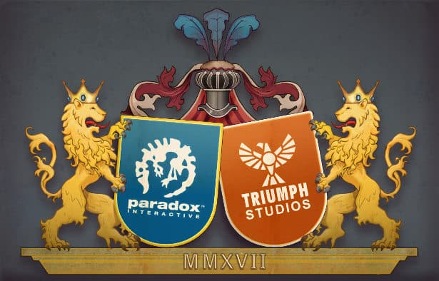 paradox interactive acquires triumph studios linux mac windows gaming