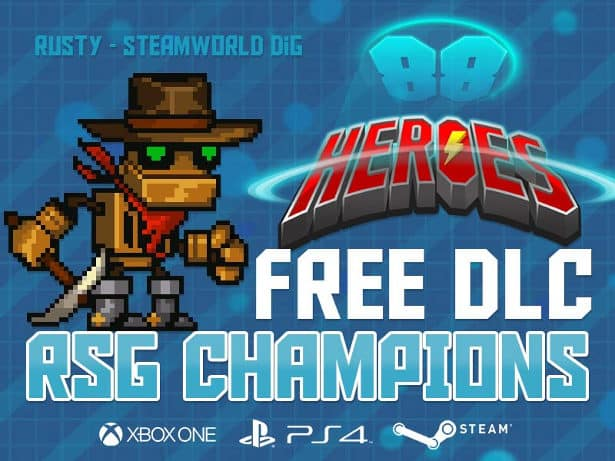 88 heroes: rsg champions gets free dlc pack linux mac windows games steam