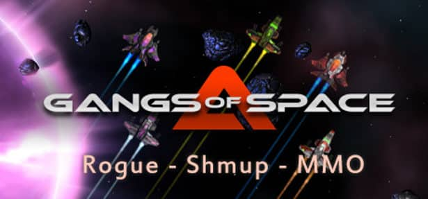 Gangs of Space shmup MMO coming to Linux