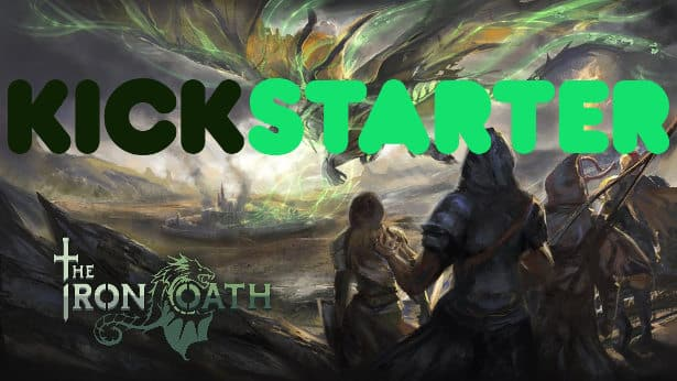 The Iron Oath tactical RPG hits Kickstarter