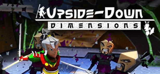 Upside-Down Dimensions new paper platformer