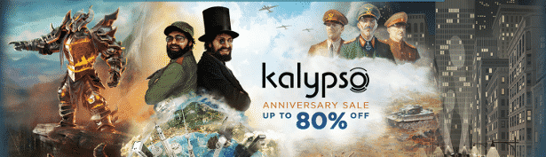 kalypso media anniversary sale still going strong with linux ubuntu mac windows games