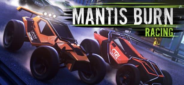 Mantis Burn Racing – Battle Cars and Linux