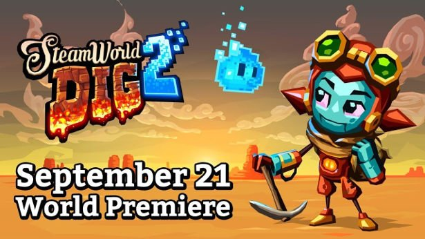 steamworld dig 2 release date on ubuntu linux mac windows games