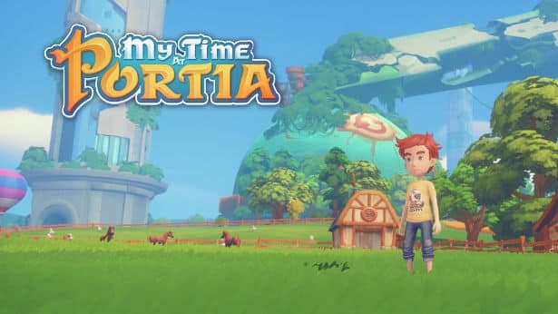 time at portia partners with team17 during kickstarter for linux ubuntu mac windows games