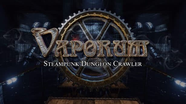 Vaporum FPS dungeon crawler release date