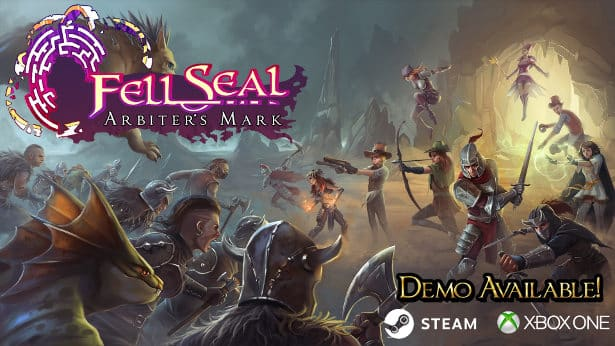 fell seal: arbiter's mark tactical jrpg kickstarter for linux mac Windows Games