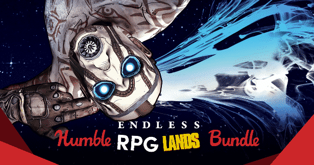 Humble Endless RPG Lands Bundle hits (Linux)