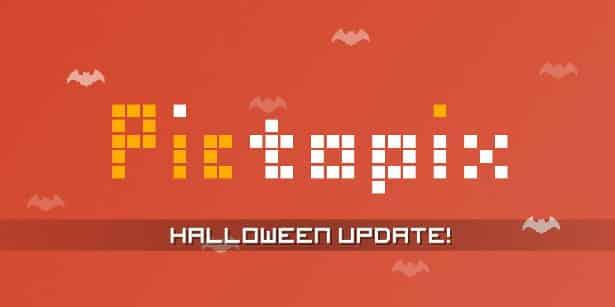 Pictopix releases Halloween Update (Linux)