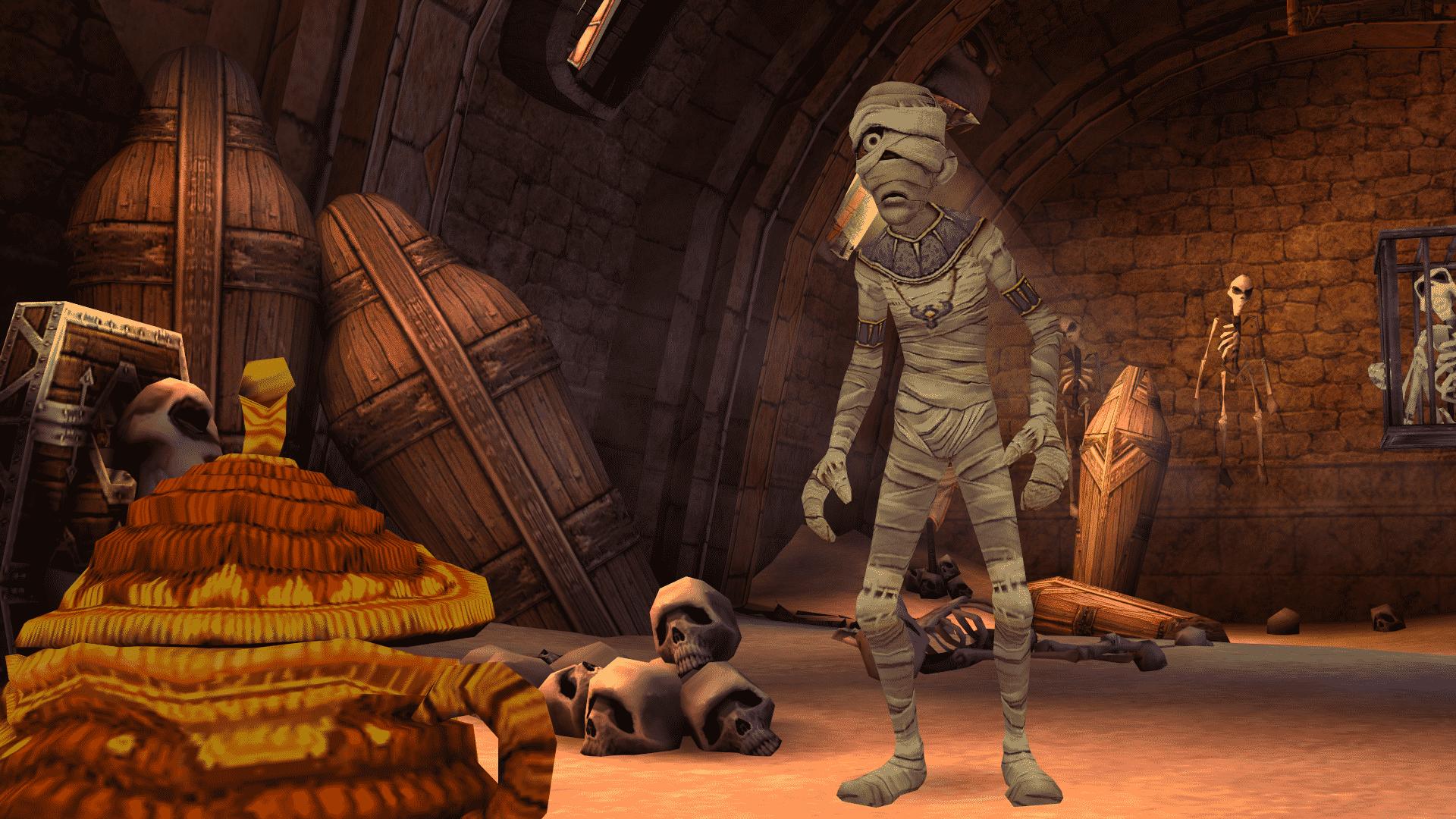 sphinx and the cursed mummy linux mac windows screenshot 03