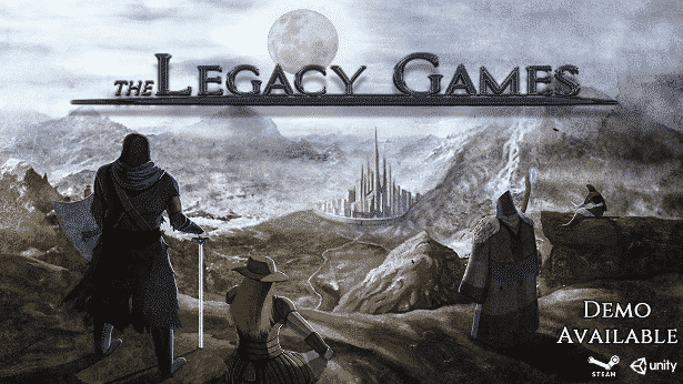 The Legacy Games still going on Kickstarter