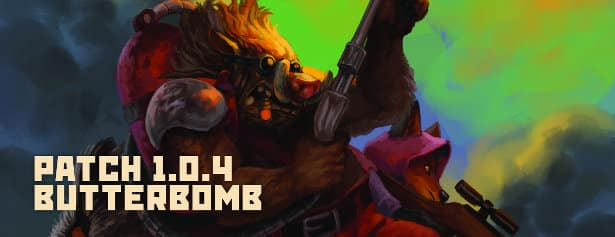 tooth and tail butterbomb patch for linux mac windows games