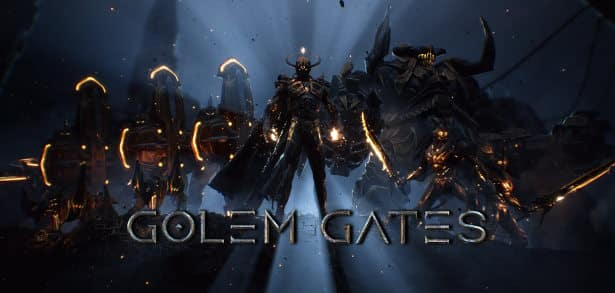 Golem Gates card battling RTS and no Linux?